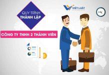 Dịch vụ Thành lập công ty TNHH 2 thành viên