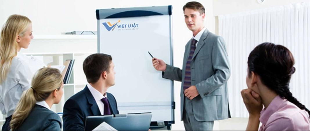 Công ty TNHH Tư Vấn Việt Luật đào tạo kế toán chuyên nghiệp