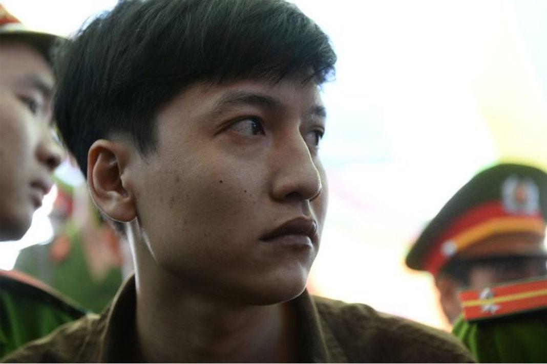 Tử tù Nguyễn Hải Dương sẽ bị thi hành án vào ngày 17/11