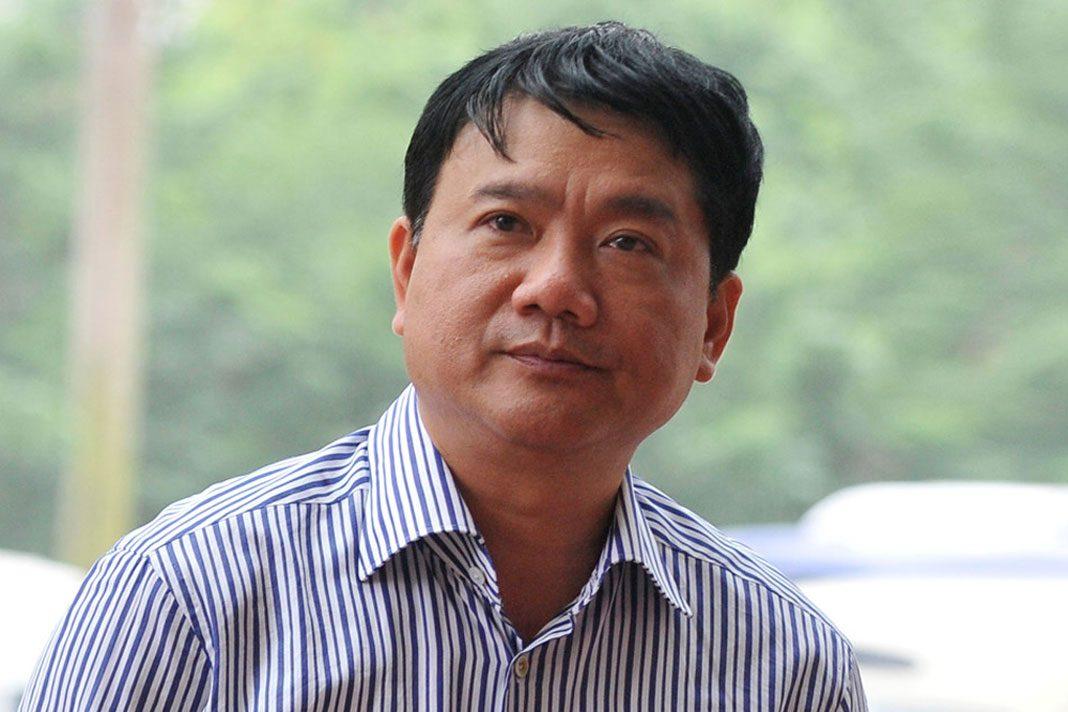 Ông Đinh La Thăng bị bắt