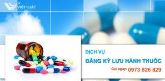 Dịch vụ xin giấy phép đăng ký lưu hành thuốc