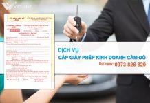 Dịch vụ cấp giấy phép kinh doanh cầm đồ
