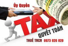 Điều kiện đủ và chưa đủ để ủy quyền quyết toán thuế TNCN