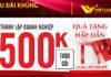 Banner thành lập công ty 500k